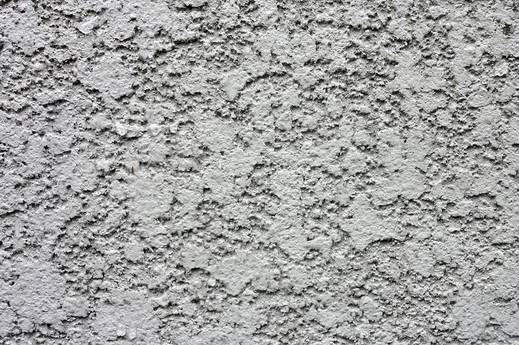 モルタル外壁リシン仕上げ