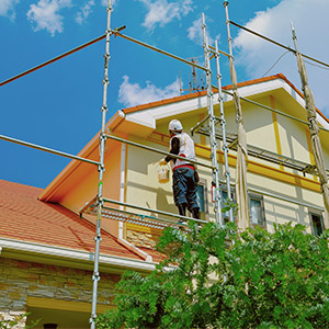 東大阪市のガイナ屋根・外壁塗装専門店-ペイント一番:施工実績一覧