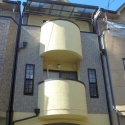 外壁ガイナ施工例