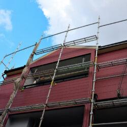 サイディング外壁塗装完工