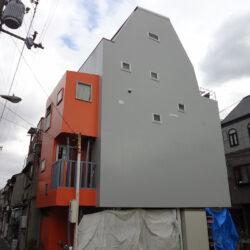 アスロック外壁塗装工事
