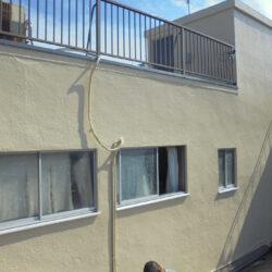 ピュアアクリル外壁塗装工事完工