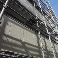 ALC外壁塗装工事完工