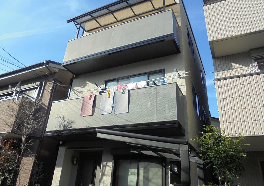 大阪市東淀川区K邸