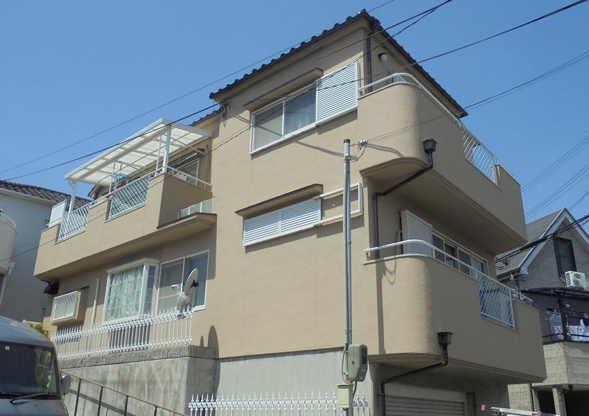 神戸市兵庫区M様邸