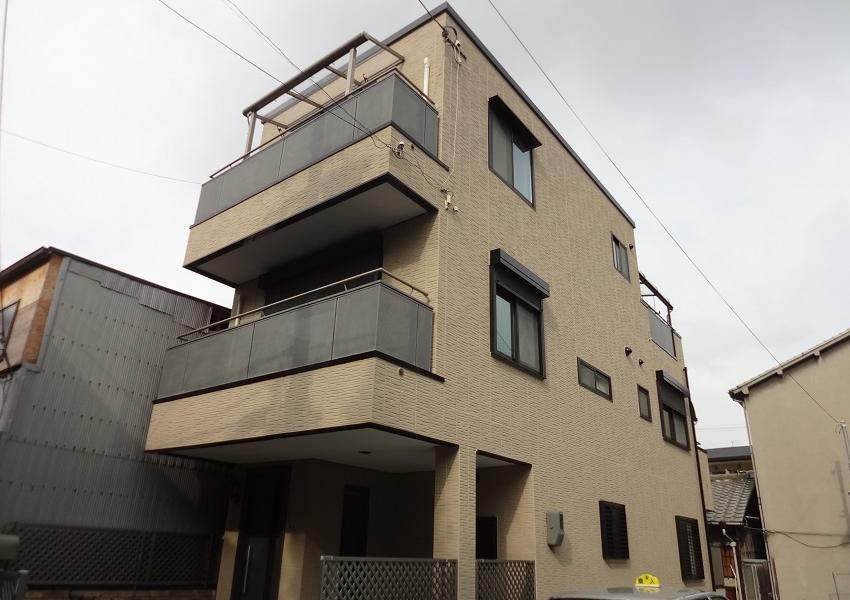 82大阪市西成区U邸